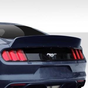 2015-2020 Ford Mustang Coupe Duraflex Duckbill Wing Spoiler - 1 Piece