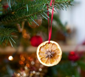 Orange Slice Decoration
