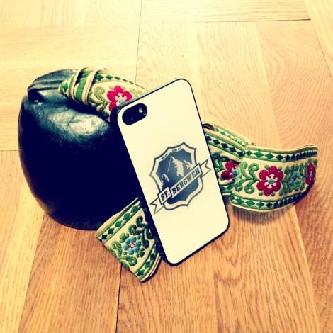 Hamburg Style: iPhone 5 als limitierte St. Bergweh Edition