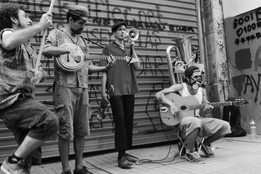 Musikalischer Protest: Das schönste Bild, das eine friedliche Revolution (aus)zeichnen kann