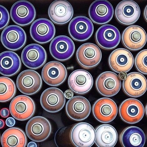 Cans Cans Cans