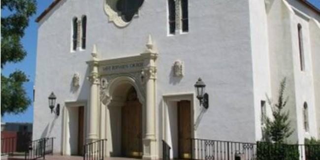 St Bernard Catholic Church  Tracy CA