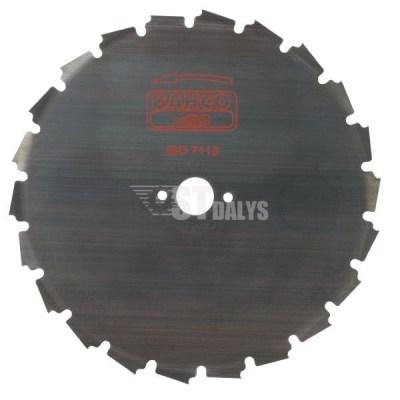 24Z225-25.4 krūmų peilis