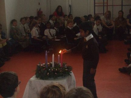 Advent Assembly and Coffee Morning[10]