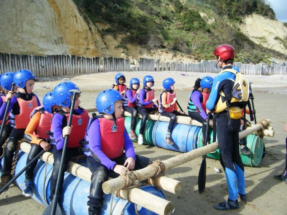Year 6 Residential Trip 2015[21]