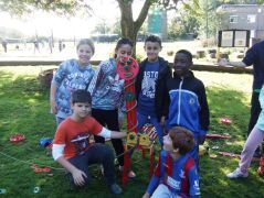 Year 6 Residential Trip 2015[26]