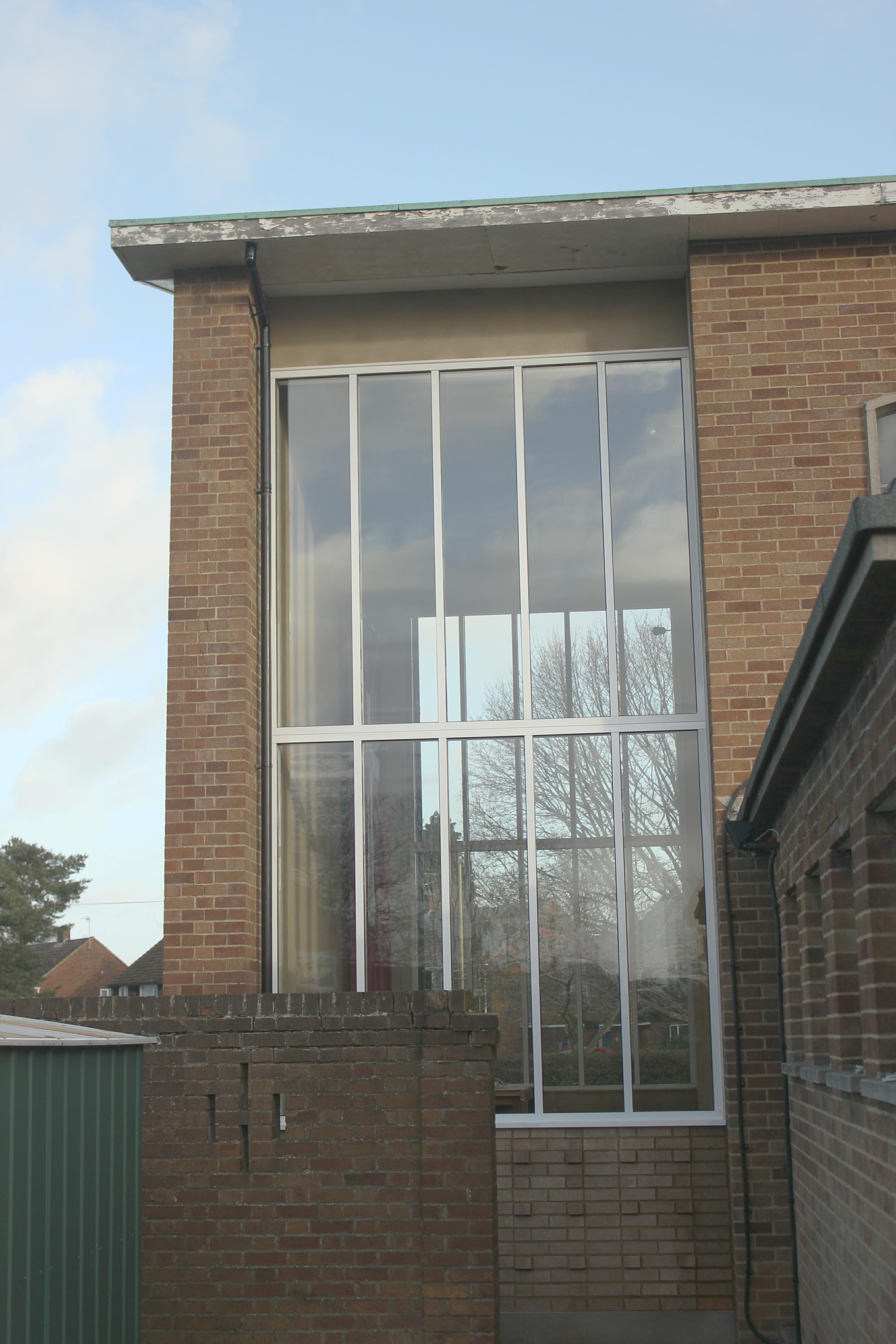 The South Sanctuary window