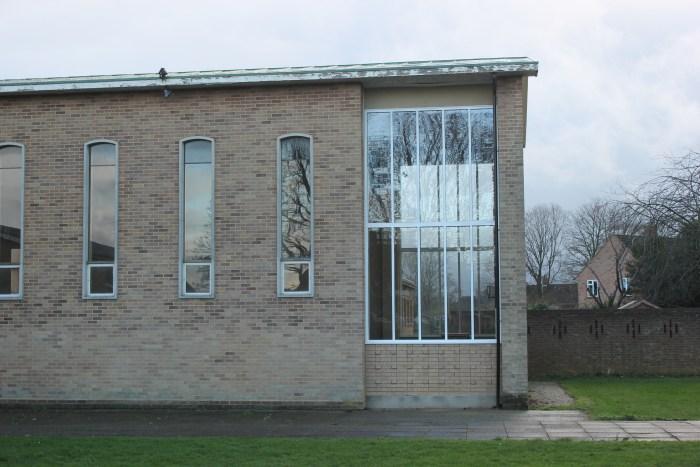 The North Sanctuary window