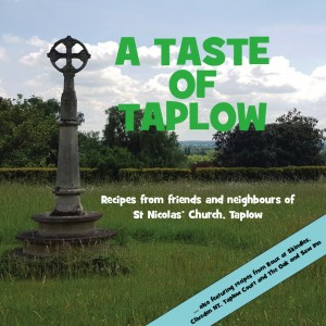'Taste of Taplow' front cover