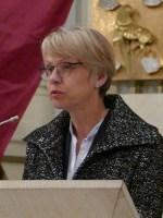 Regierungspräsidentin Dorothee Feller