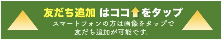 整体パームLINE@登録