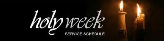 holy week2