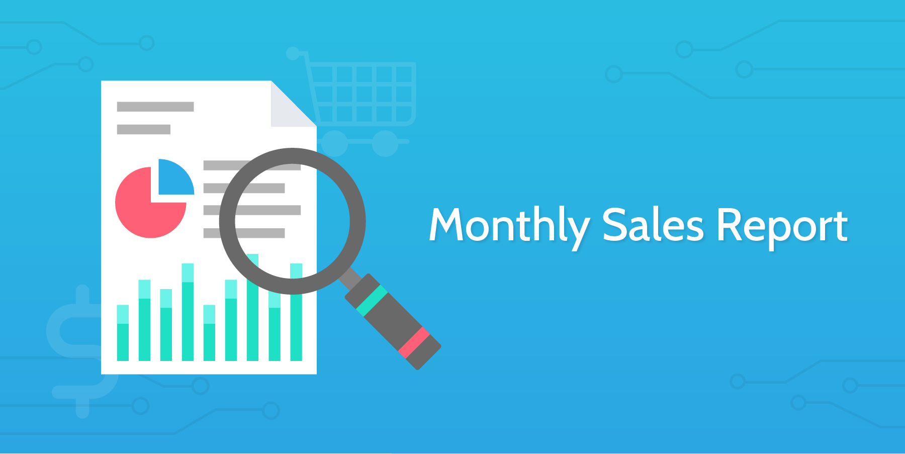 Monthly Sales Report Process Street