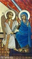 Image: Saint Mary Annunciation of Angel 12 صورة