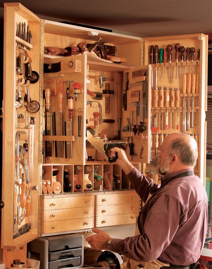 Қол құралдары сақтау шкафтары