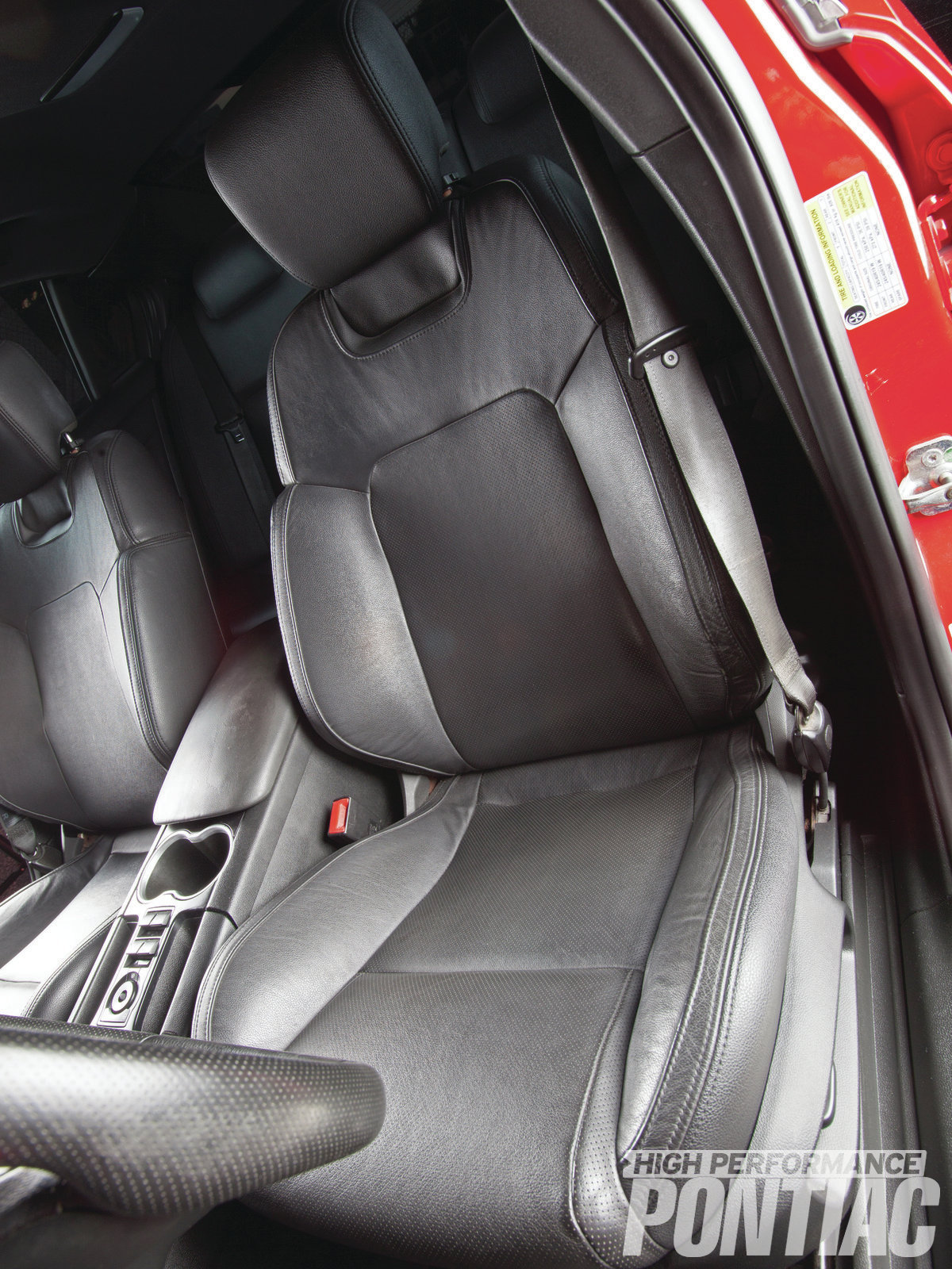 hight resolution of 2008 pontiac g8 gt seats