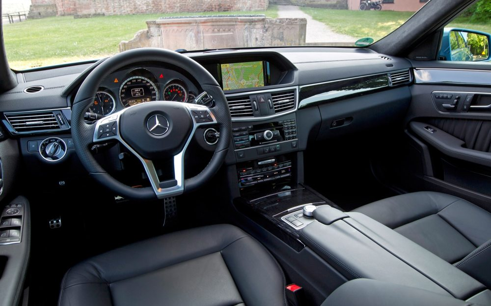 medium resolution of 2012 mercedes benz e class sport interior