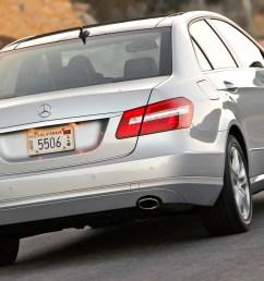 2012 mercedes benz e350 sedan rear [ 1500 x 938 Pixel ]