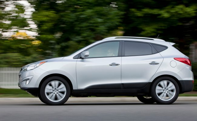 Euro Spec Ix35 Previews 2014 Hyundai Tucson