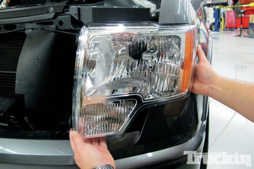 small resolution of 2013 ford f 150 hid raptor headlight conversion