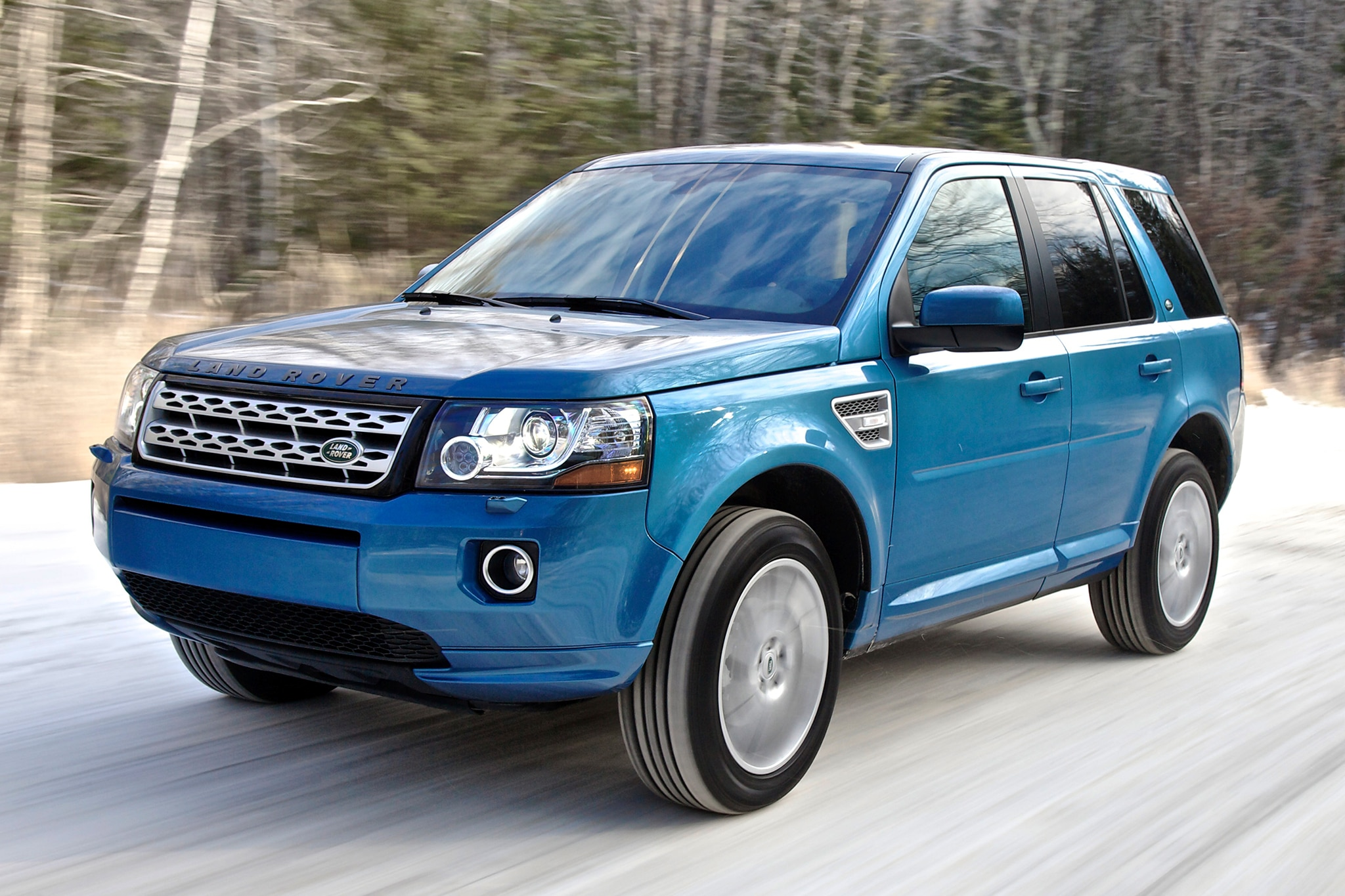 2013 Land Rover LR2 Editors Notebook Automobile Magazine