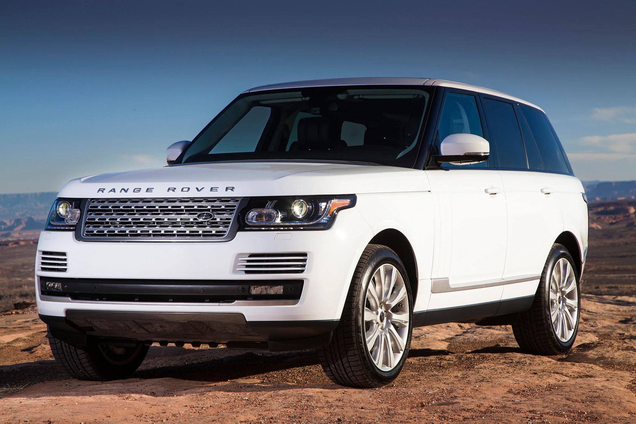 2013 Range Rover Gets Aggressive Transformation By Lumma Design
