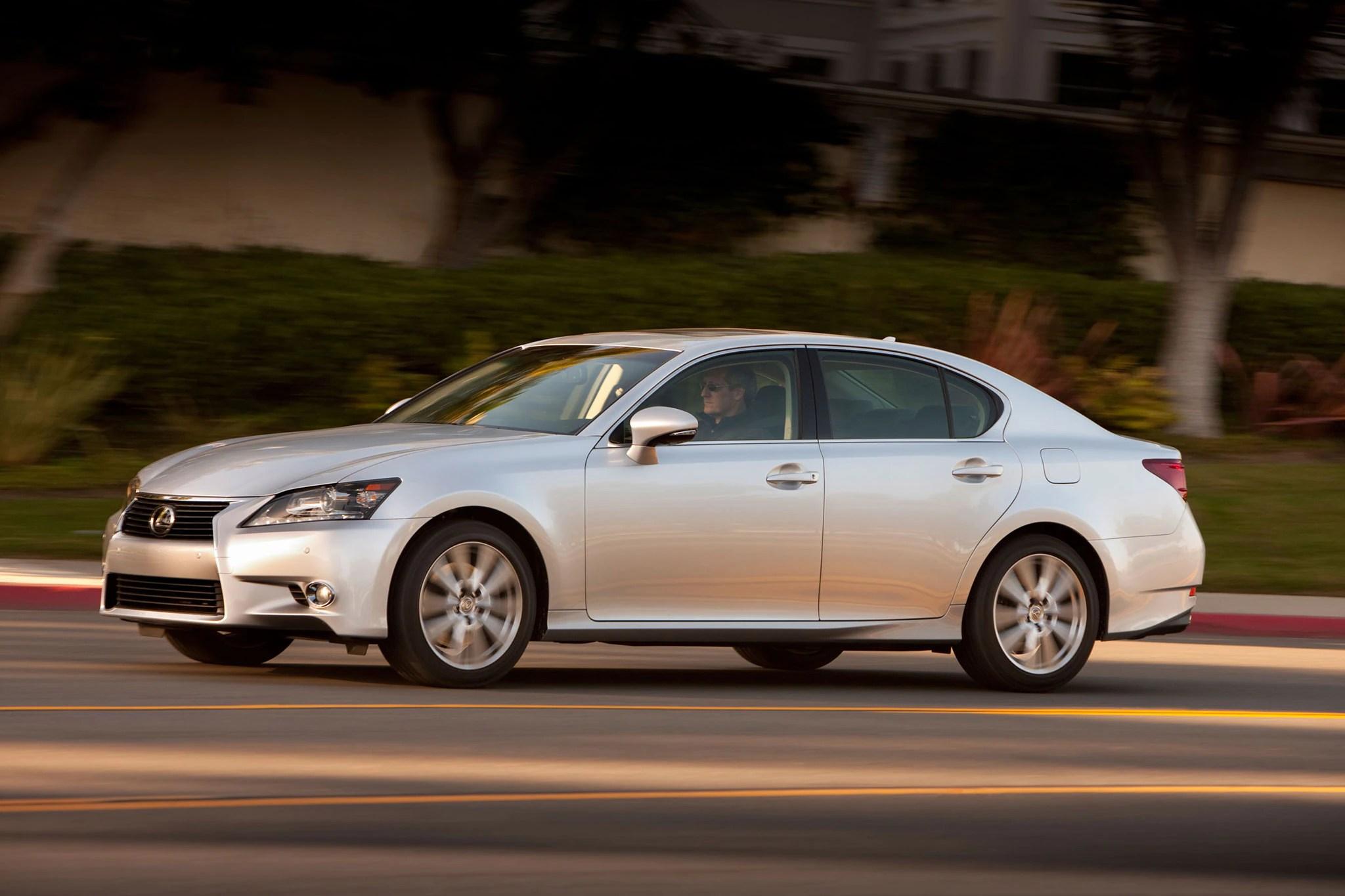 2013 Lexus GS First Drive Automobile Magazine