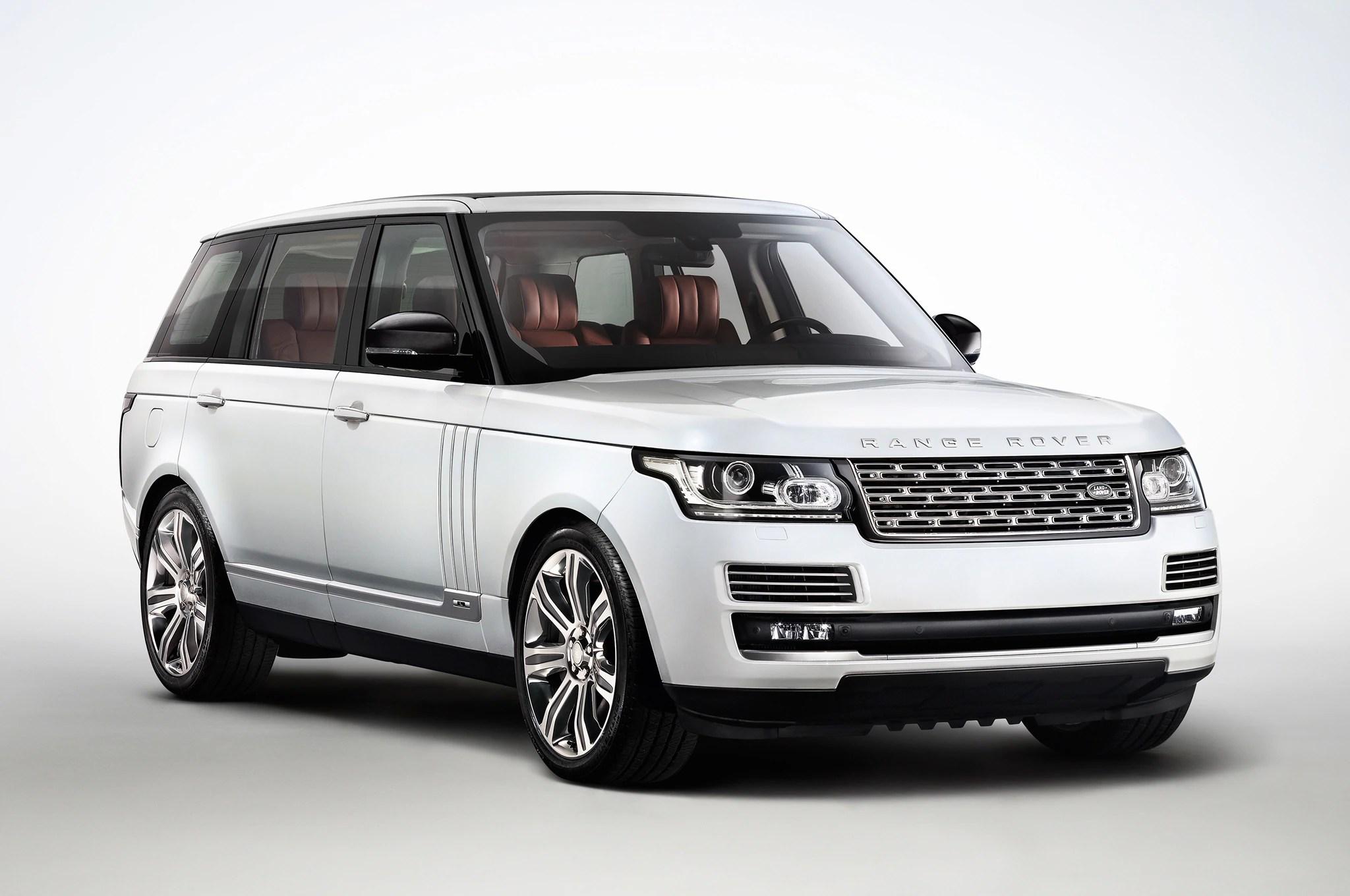 Glimpse Inside the 2014 Range Rover Sport in New Teaser Video