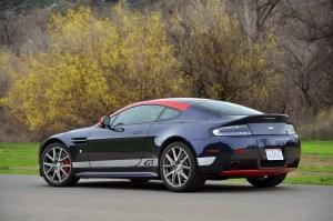 2015 Aston Martin V8 Vantage GT Review  Automobile Magazine