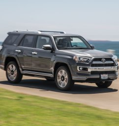 2015 toyota 4runner limited front three quarter in motion 02 [ 2048 x 1360 Pixel ]