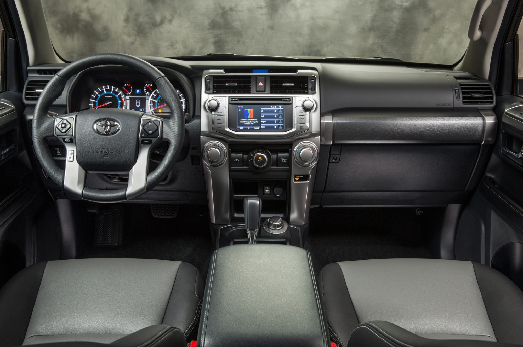 hight resolution of 2015 toyota 4runner sr5 cabin