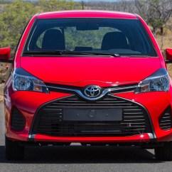 Toyota Yaris Trd Matic Footstep Grand New Avanza Interior 2015