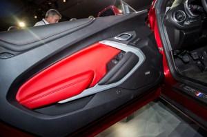 2016 Chevrolet Camaro SS Red, Black Accent Concepts Head to SEMA