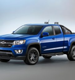 2016 chevrolet colorado trail boss front three quarters 2016 chevrolet colorado diesel gets 31 mpg highway [ 2048 x 1360 Pixel ]