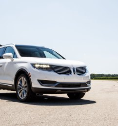 2016 lincoln mkx front three quarter 04 [ 2048 x 1360 Pixel ]