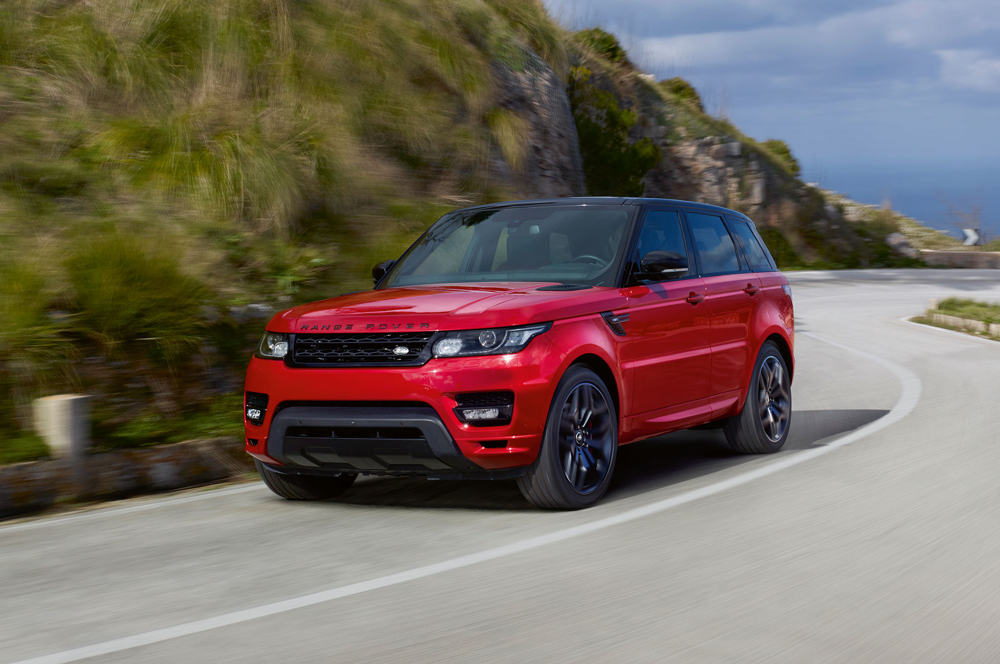 2016 Land Rover Range Rover Sport Adds 380 HP HST Limited Edition