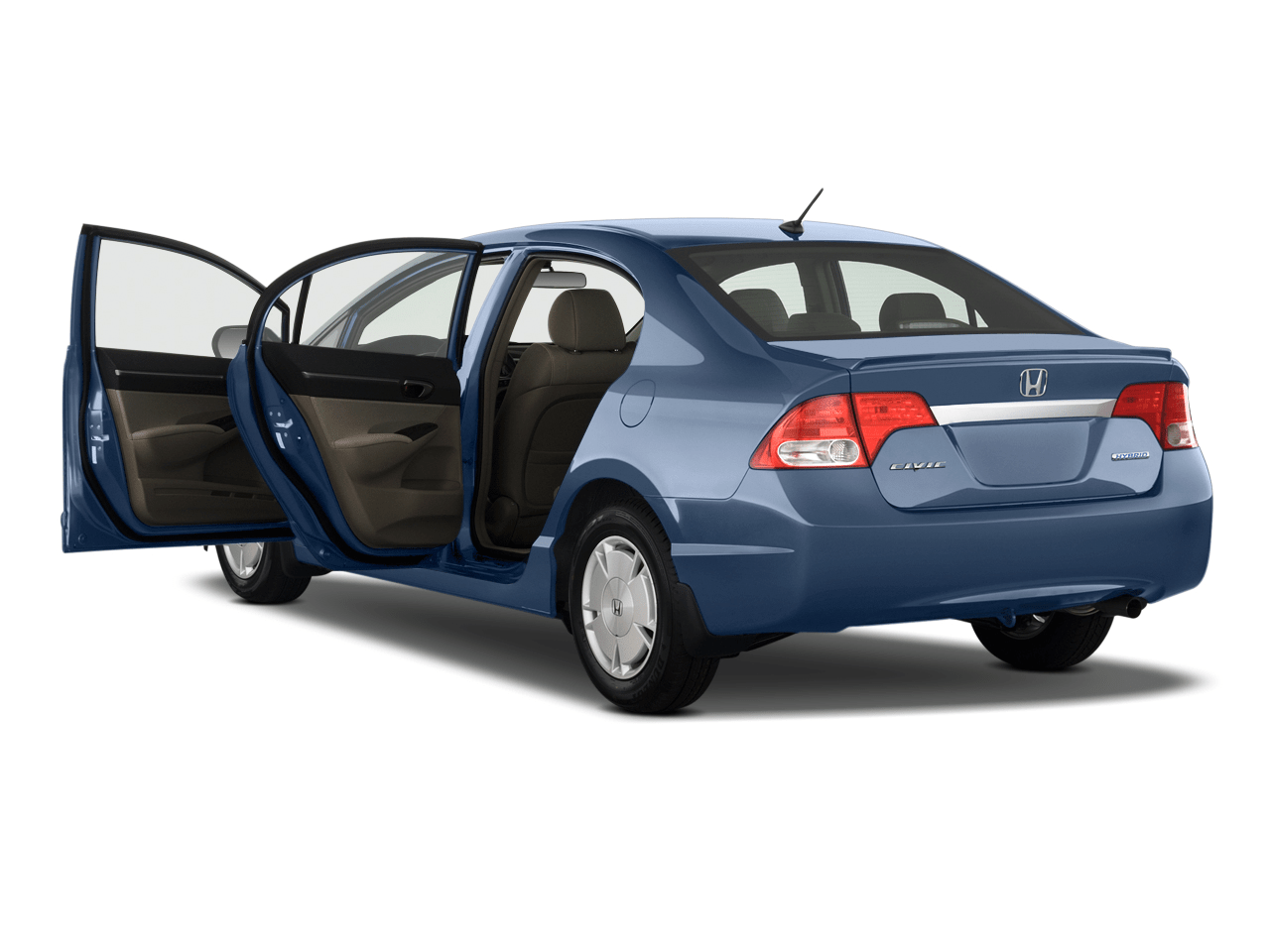 2010 Honda Civic 4 Door Hybrid