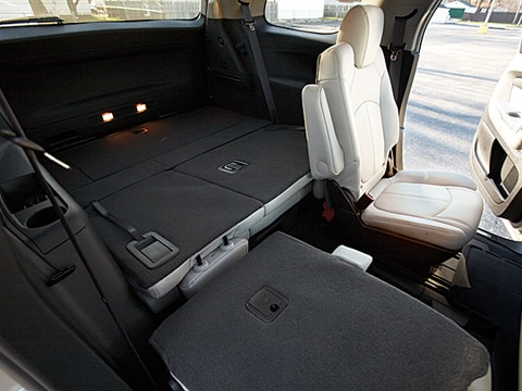 comfortable folding chairs cushions for dining nz 2007 gmc acadia - four seasons wrap-up latest news, features, and reviews automobile magazine