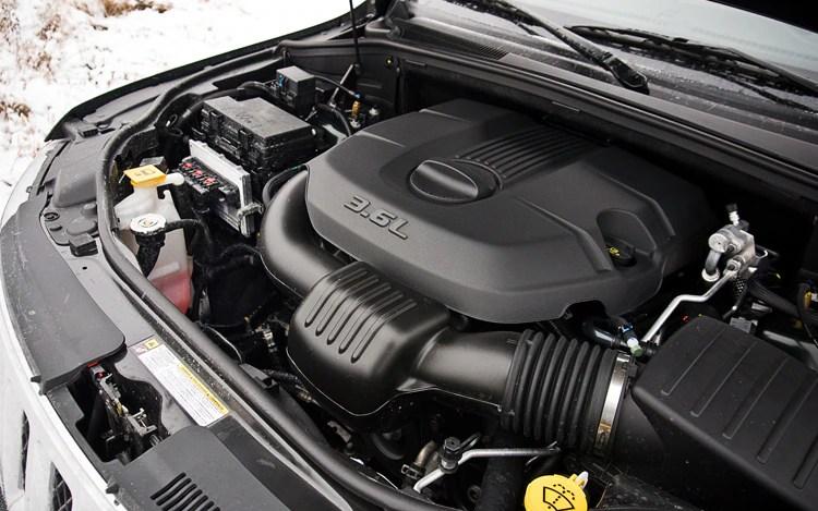 2011 Jeep Grand Cherokee Engine Diagram