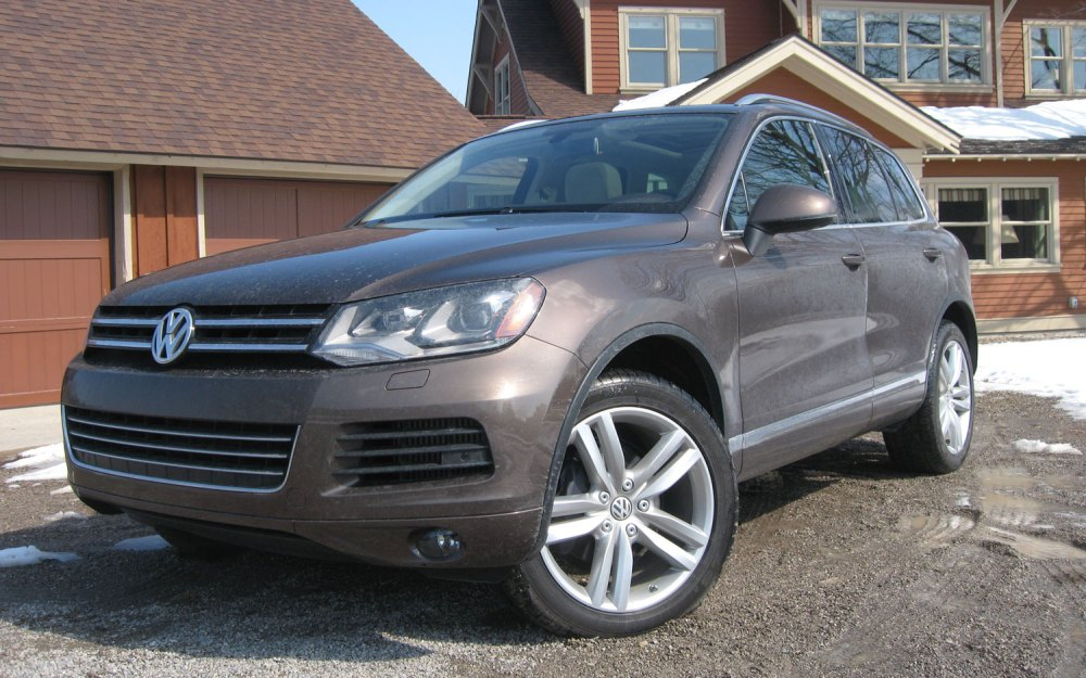 medium resolution of 2011 volkswagen touareg tdi executive