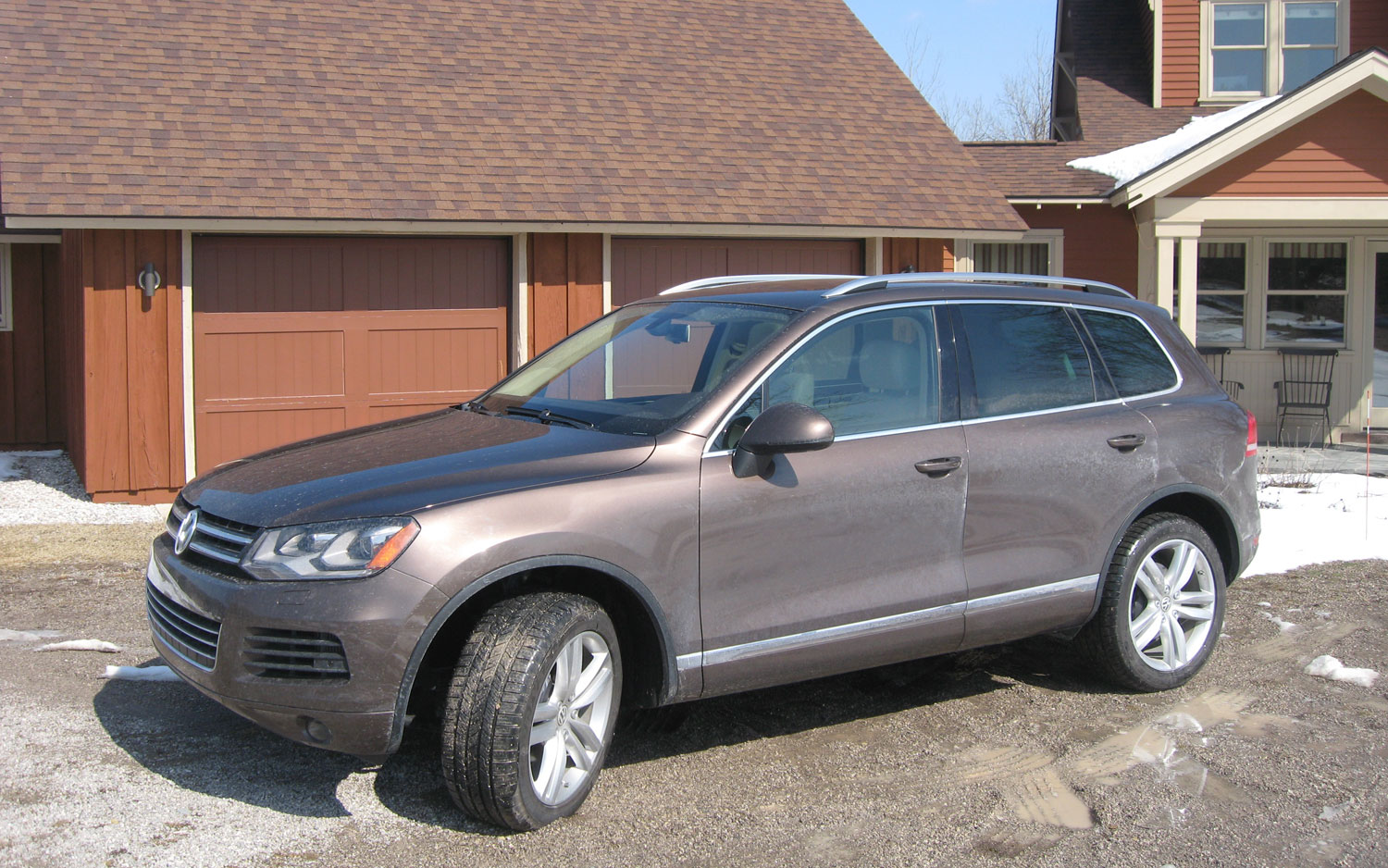 hight resolution of 2011 volkswagen touareg tdi executive