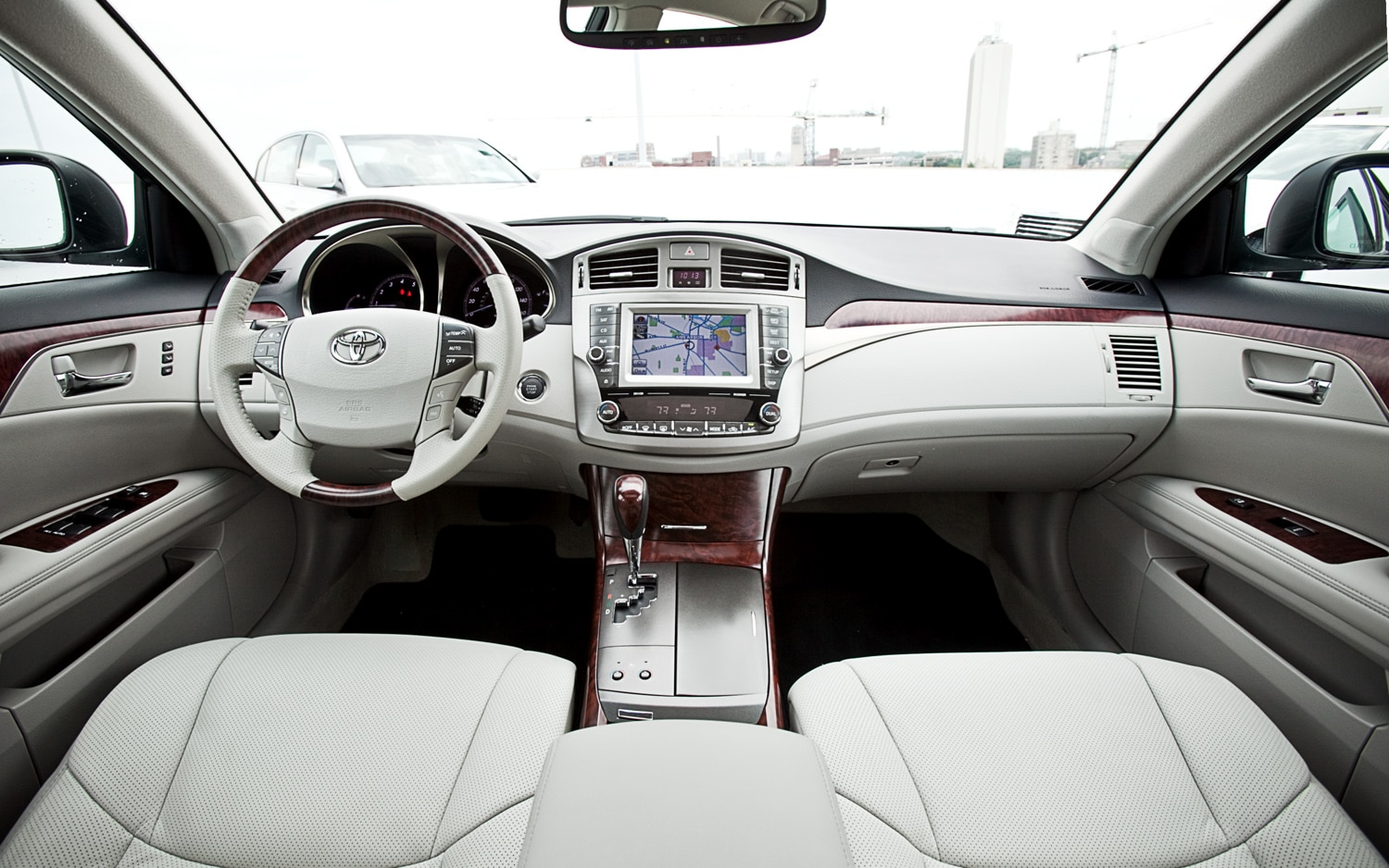 hight resolution of yes ben the toyota avalon