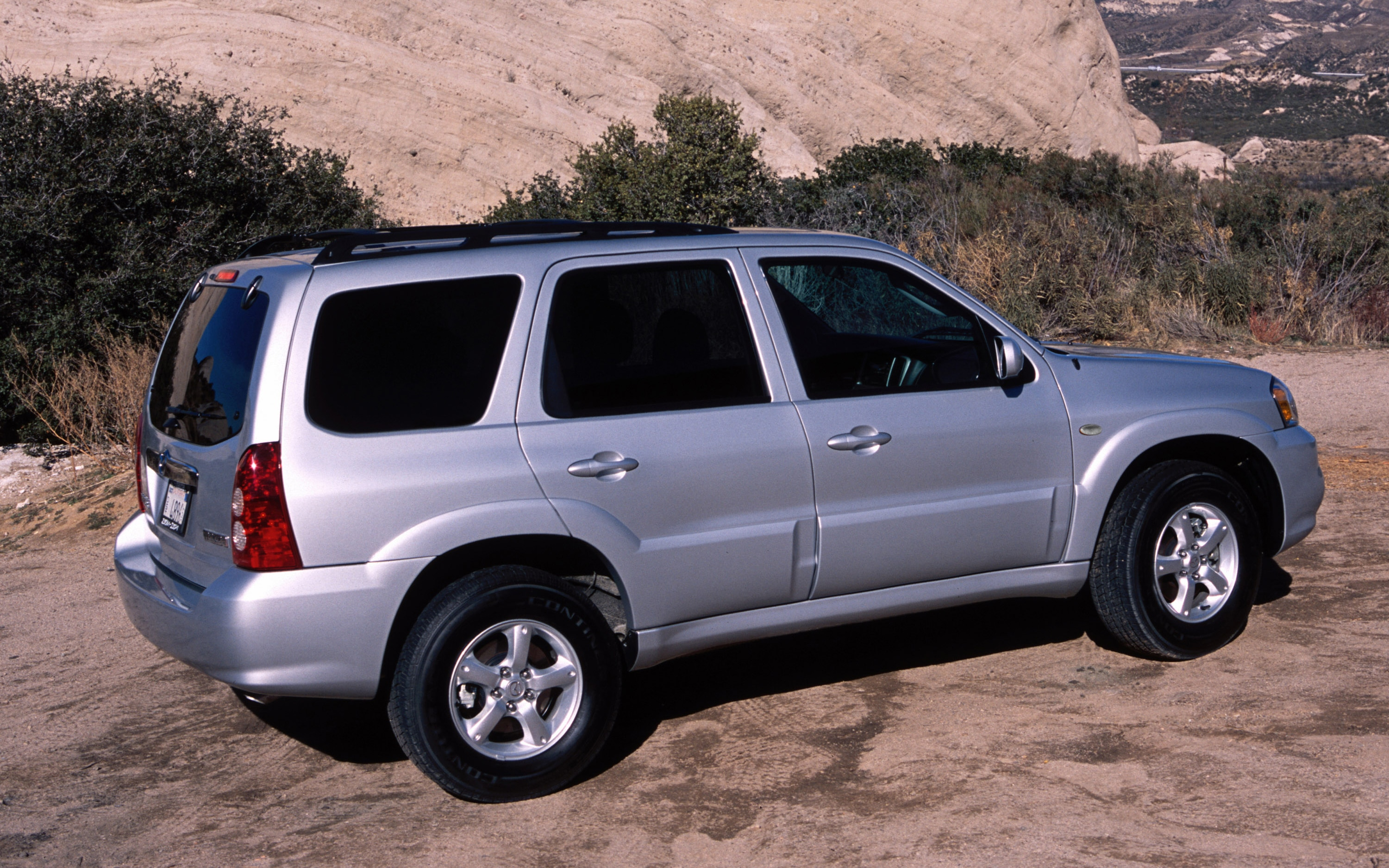 Recall Central: 2001-2002 Mazda Tribute Master Cylinder Leaks Could Cause Fire