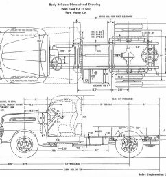 on this day in 1948 original ford f 1 pickup truck launched ford f 350 wiring diagram 1988 ford truck wiring diagrams [ 1500 x 938 Pixel ]