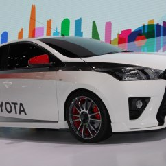 Harga New Yaris Trd Sportivo 2014 All Camry Pantip Shanghai 2013 Toyota Chinese Market Concepts Show More