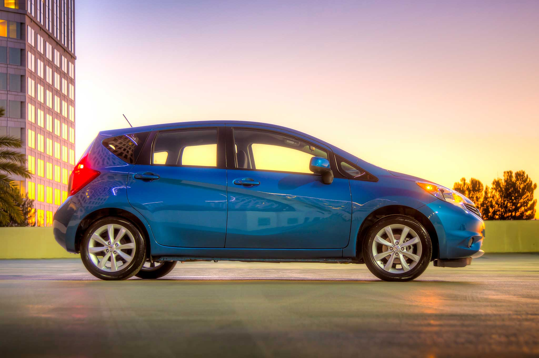 2014 Nissan Versa Note Priced From 14780