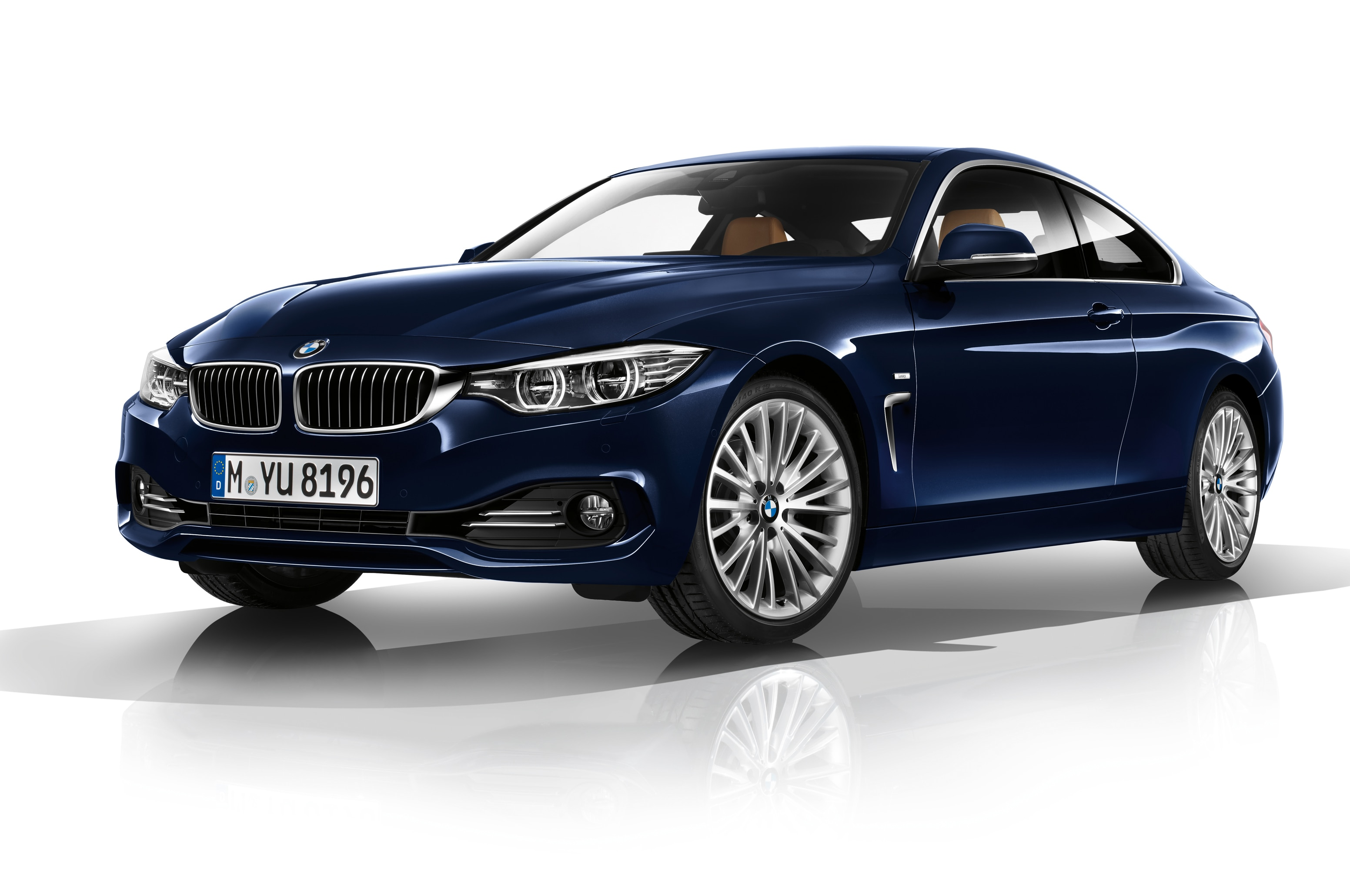 2014 Bmw 4 Series Buildyourown Feature Available