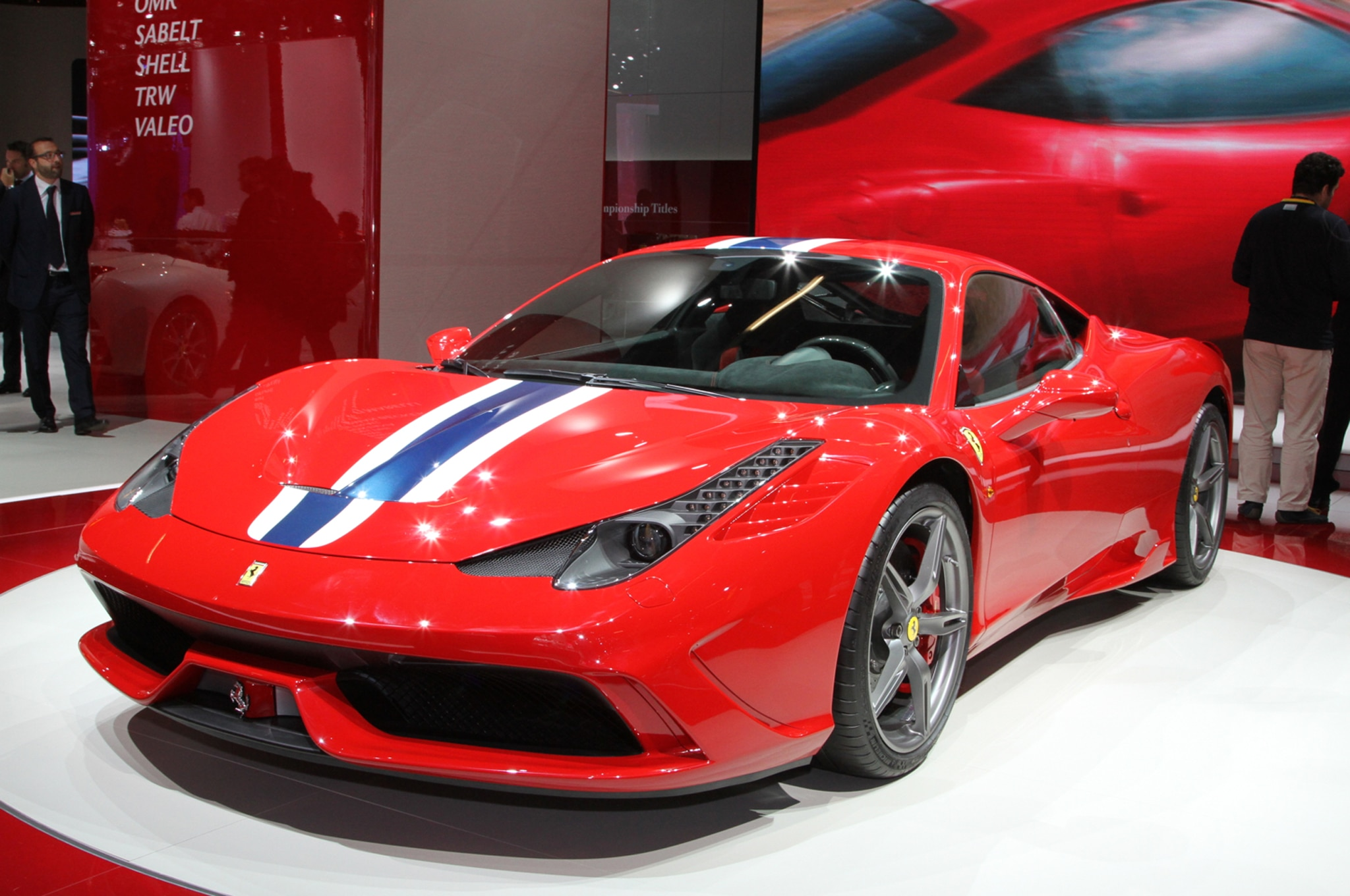2014 Ferrari 458 Speciale First Look Automobile Magazine