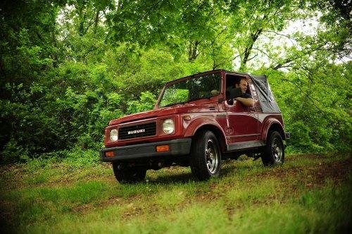 small resolution of collectible classic 1986 1995 suzuki samurai automobile magazine ford escape door ajar switch further suzuki samurai rear axle diagram