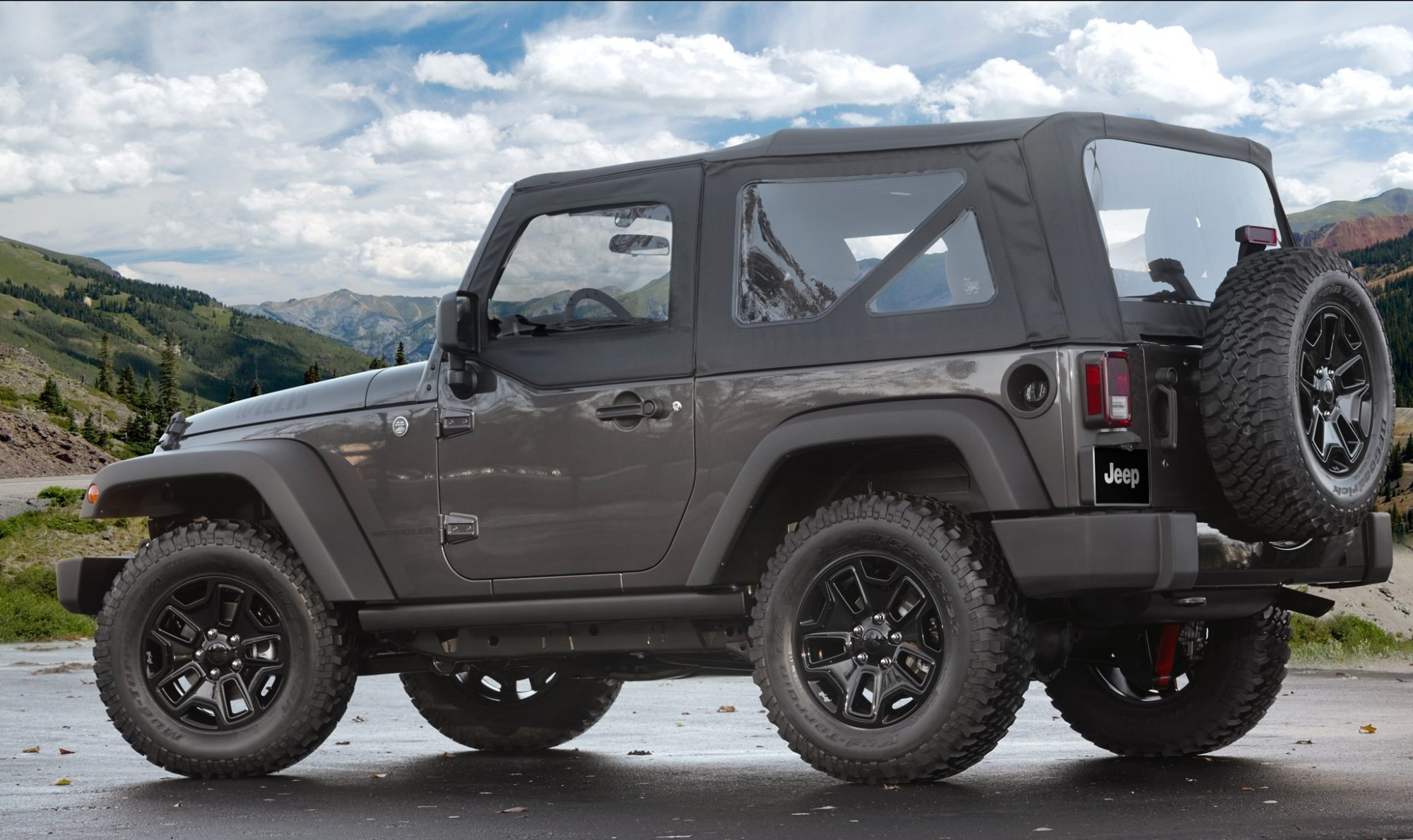 hight resolution of  the new jeep
